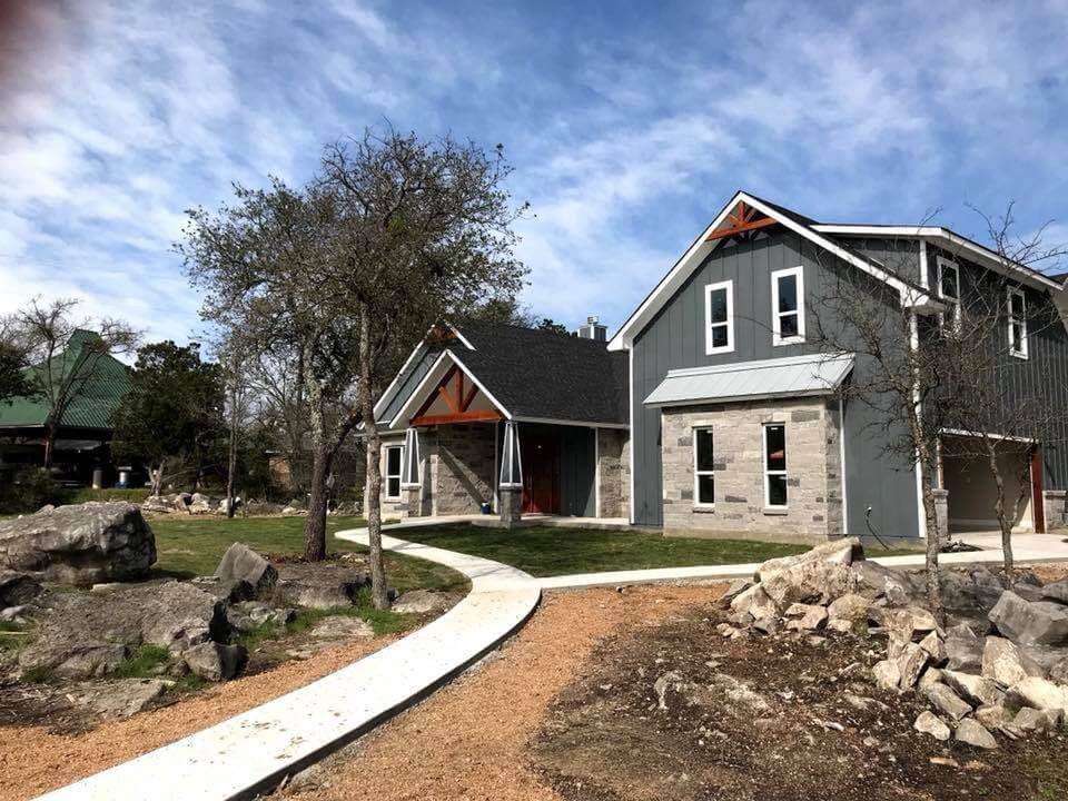 Custom Homes Builder Remodels Texas Hill Country Home Near Marble Falls